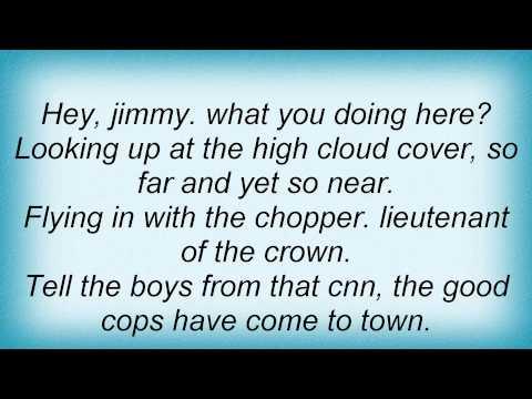 Jethro Tull - Montserrat Lyrics