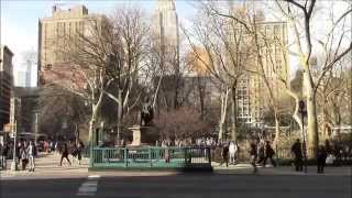 Flatiron District and Midtown Manhattan NYC