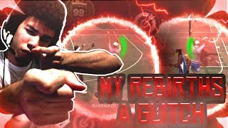 *OMG* MY REBIRTH BUILD IS A GLITCH! (GAMECHAT)! TOP 5 BEST BUILDS NBA 2K19!