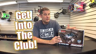 Getting Into 4WD RC Buggy Racing Is Easy - Team Associated B64 Club Racer Unboxing   RC Driver