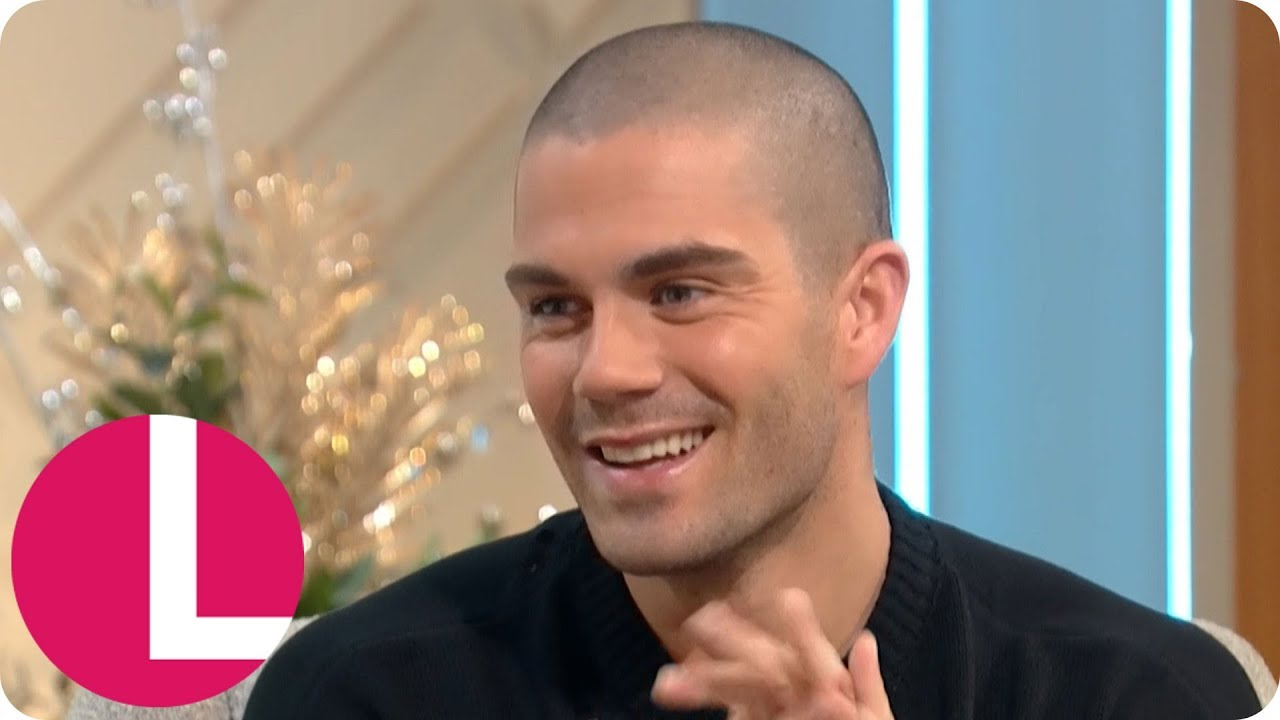 Proud Prisoners: Moments: Max George in Barbados @MaxTheWanted