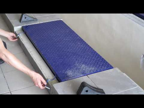 Задние сдвижные платформы (пластины) для сход-развала 3D изготовленные компанией Азбука Автосервиса