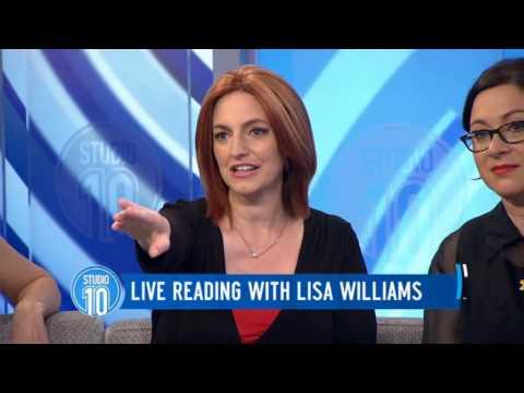 Lisa Williams Live Reading | Studio 10