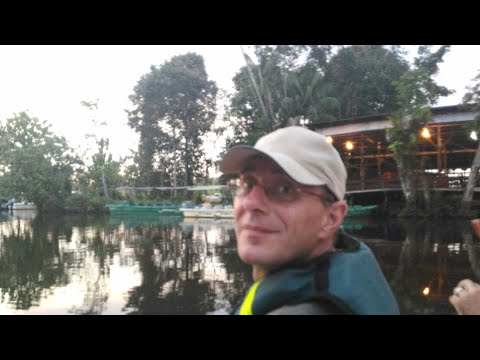 KLIAS RIVER - River Safari Borneo, Sabah, Malaysia