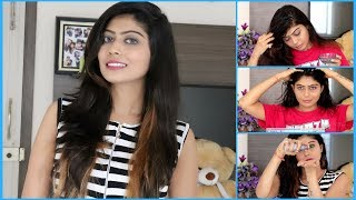 My Monsoon Hair care Routine With Tip   Rinkal Soni