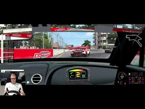 AMSOZ GT3 Round 3 - Adelaide Highlights