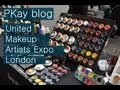 Tour: United Makeup Artists Expo London [ENG]