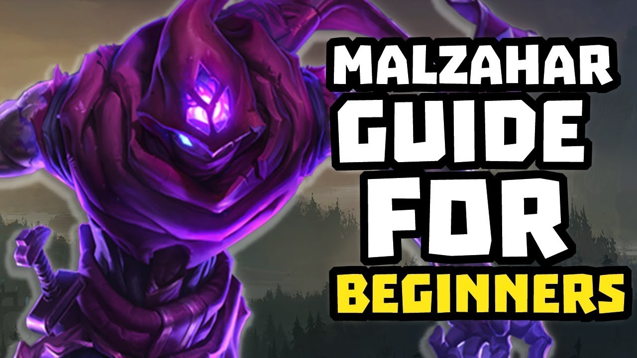 The Beginners Guide to Playing League of Legends