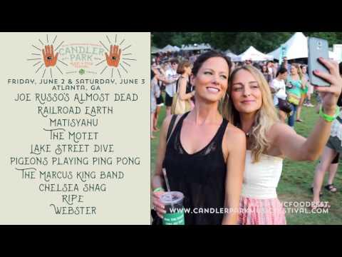Candler Park Music & Food Festival 2017 Announce