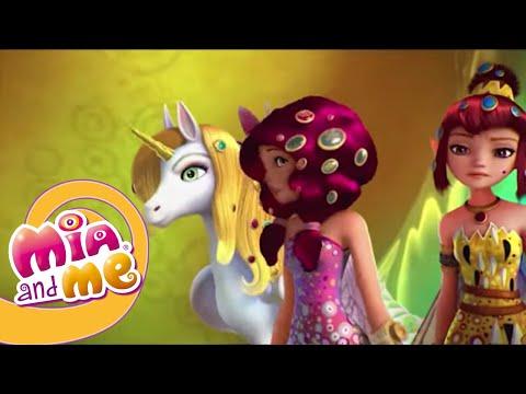 Мия и Я - 2 сезон - 1-3 серия - Mia And Me   Мультики для детей про эльфов, единорогов HD