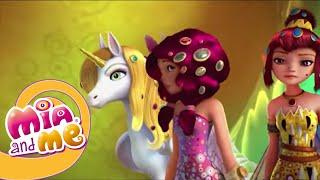 Мия и Я - 2 сезон - 1-3 серия - Mia and me | Мультики для детей про эльфов, единорогов HD