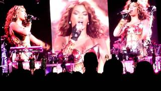 [HD] Beyonce - Me Myself And I (Live In Manchester 27/05/09)