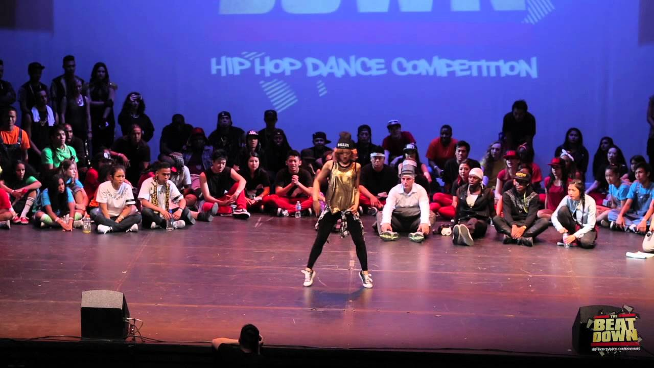 LYDIA PAEK, Quest Crew @ The Beat Down 2013 - YouTube