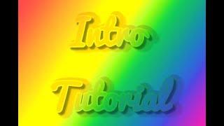 Tutorial || Wie man eine Einfache AJ Intro Mit Kinemaster