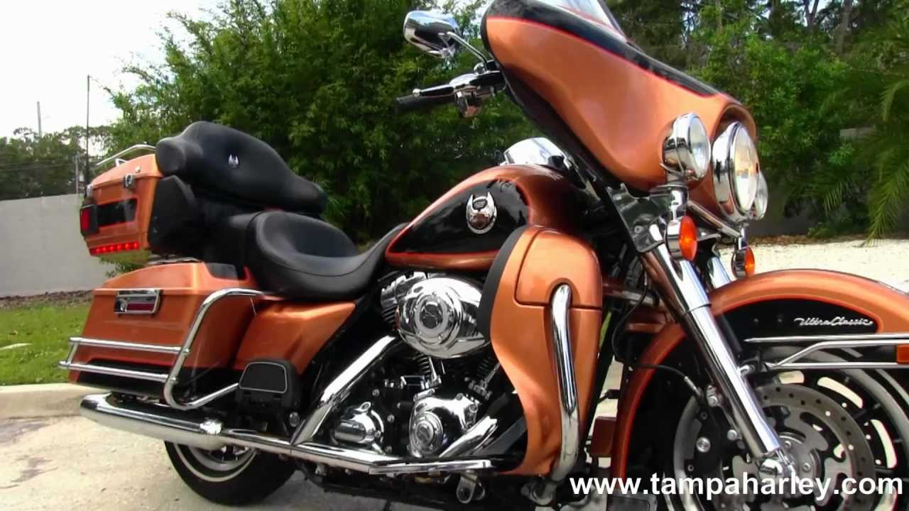 Used 2008 Harley-Davidson FLHTCU Ultra Clic Electra Glide for ...