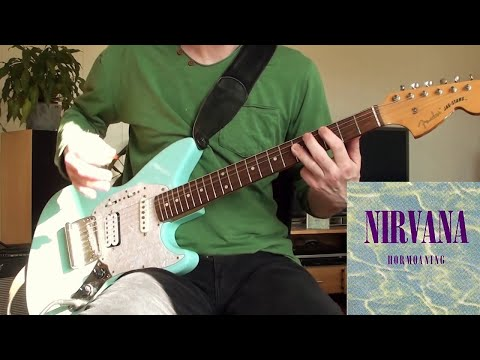 Nirvana - Even In His Youth (Guitar Cover)