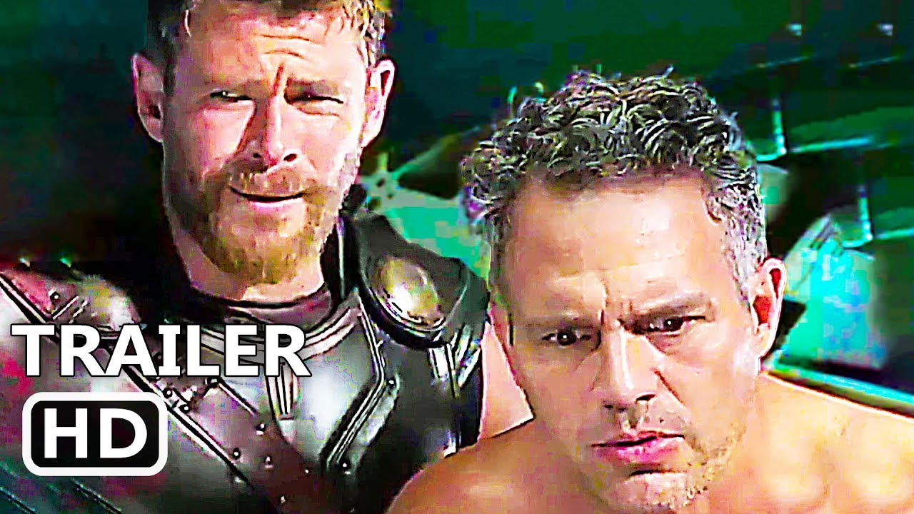 "THOR RAGNAROK ""Strongest Avenger"" Funny Movie Clip (2017) Thor 3, Marvel Movie HD"