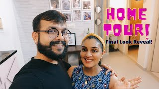 HOME TOUR 2021 | Final Look Reveal | Nimmy Arungopan | Arun Gopan