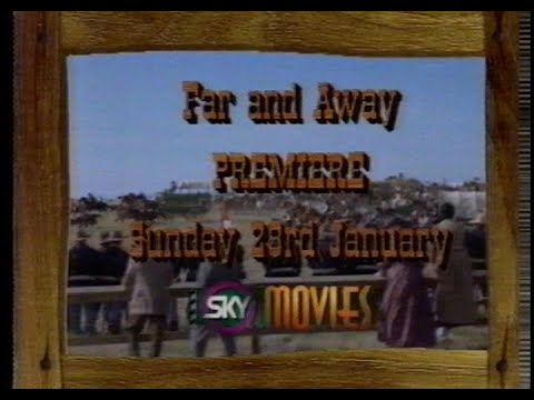 Download Far And Away (1992) Sky Movies Competition 1994