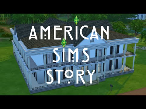 The Sims 4: Lets build Miss Robichauxs Academy (American Horror Story: Coven) GROUND FLOOR