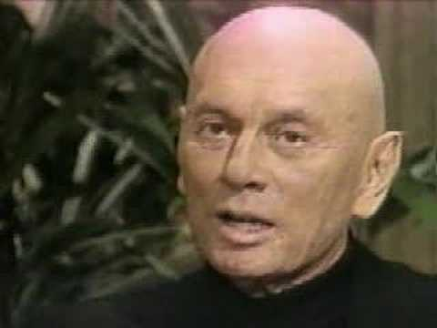 Yul Brynner  AntiSmoking Commercial