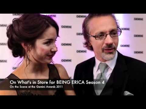 Erin Karpluk and Michael Riley Talk BEING ERICA