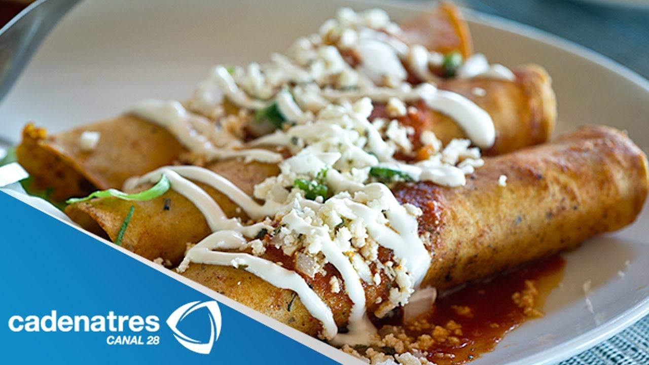 Enfrijoladas c mo hacer enfrijoladas comida mexicana for Resetas para preparar comida
