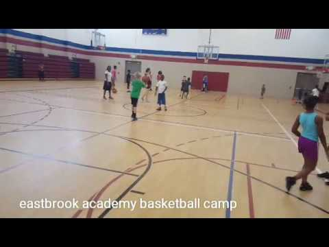 Eastbrook academy youth basketball camp