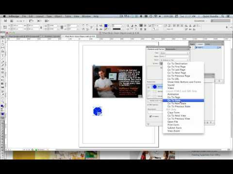 Creating Multi-State Objects in InDesign 6 Interactive