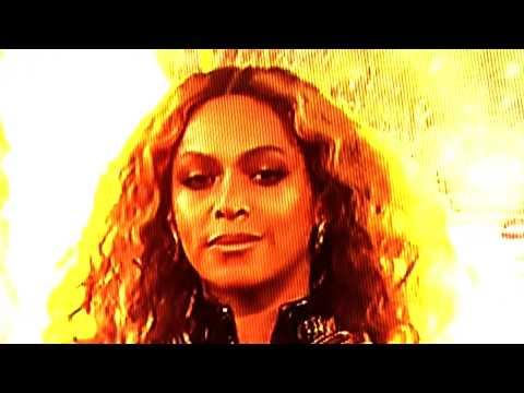 EXPOSED-Illuminati Princess, Beyonce AKA Sasha Fierce Demon Possessed at SuperBowl 50 Halftime Show