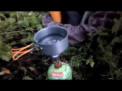 ПВД...Кипячу воду на чай на горелке...20170607 2041441