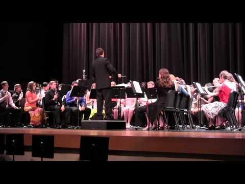 Concert Band-Lindberg Variations