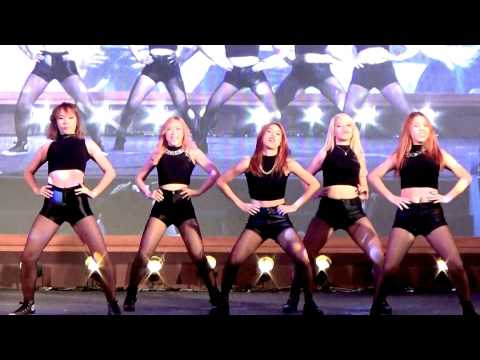 141017 DJR cover KPOP - Intro + Up & Down (EXID) @TOT Cover Crew Contest 2014
