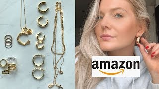 MY AMAZON JEWELRY COLLECTION (you need these...trust)