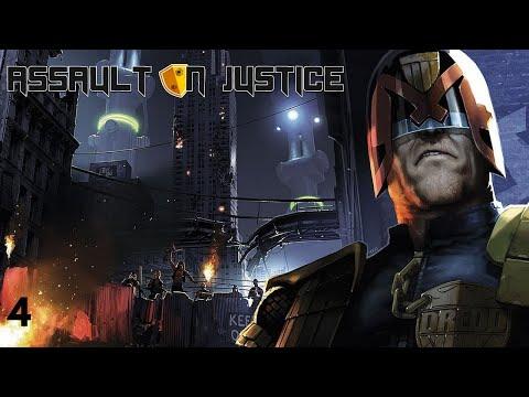 (Judge Dredd) Assault On Justice, EP 4: MEGA-BOT MK.I