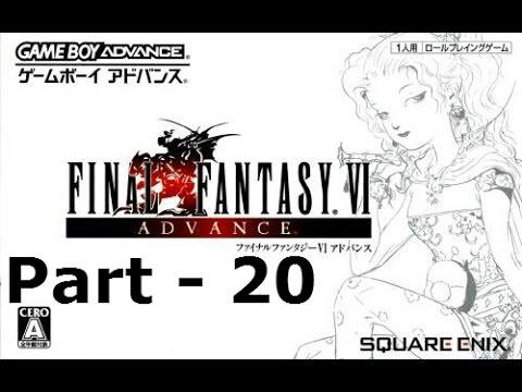 Let's Play Final Fantasy VI Advance Part 20: The Veldt