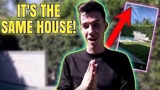 JAMES CHARLES HAS SAM COOKE AT HIS HOUSE