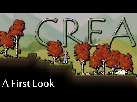 Crea - A first look