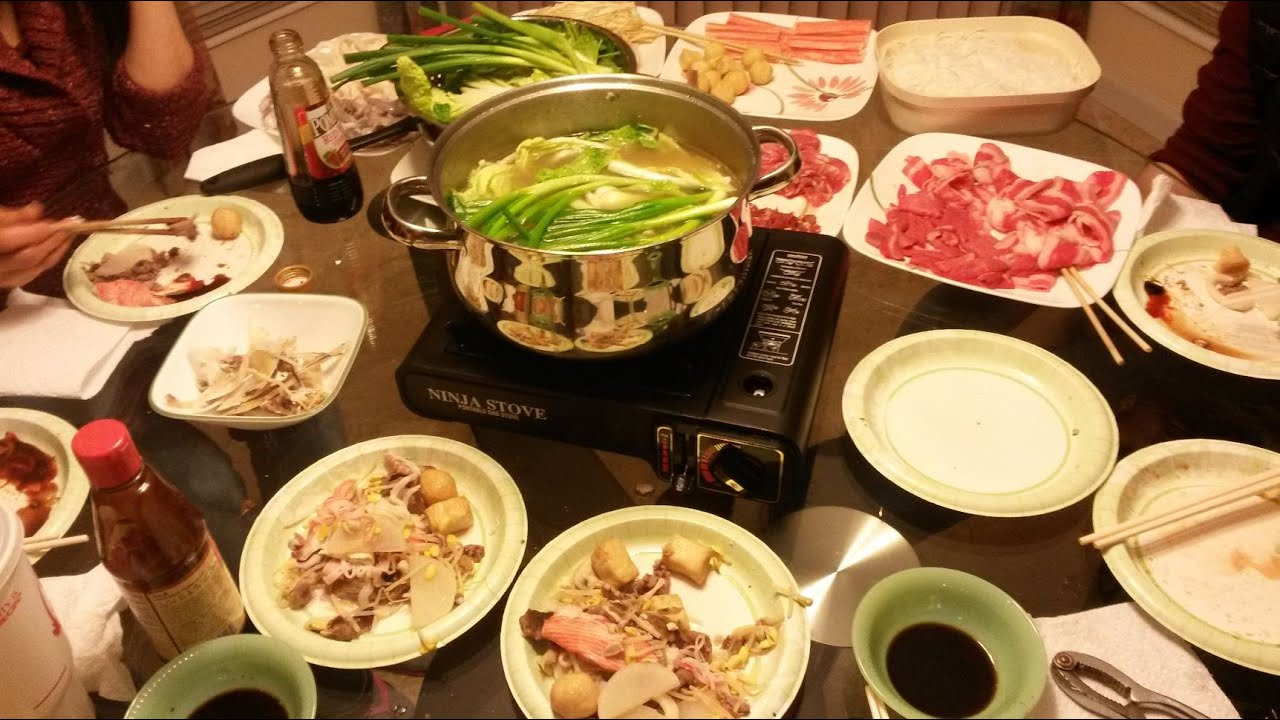 Asian hot pots