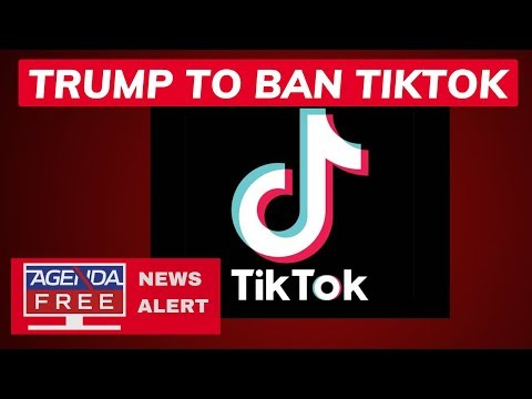 Trump Says He's Banning TikTok - LIVE BREAKING NEWS COVERAGE