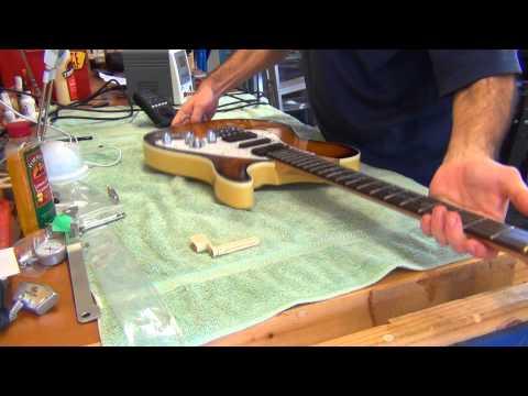Workshop Update 1 - (5 String Open G Tuned Guitar)