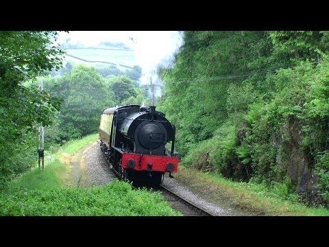 3698 Repulse  the Lakeside & Haverthwaite railway 31514