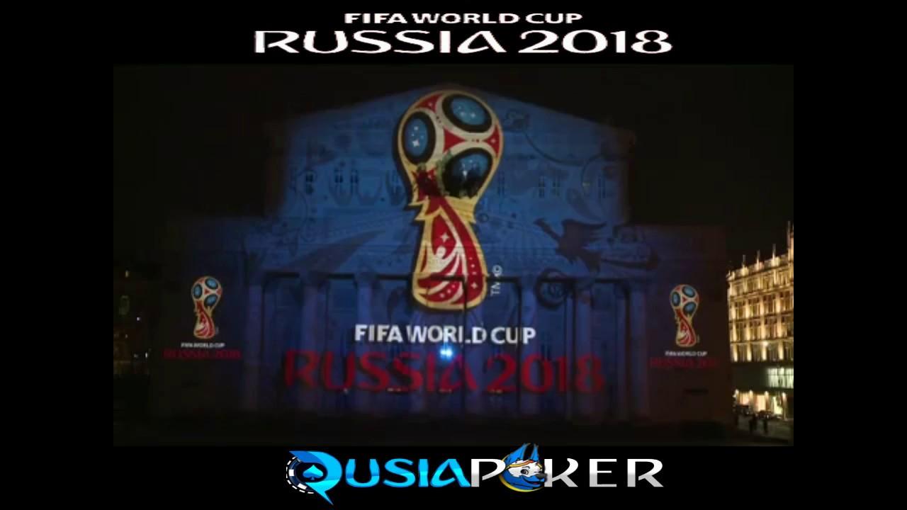 Sejarah Gambar Logo Piala Dunia 2018 Rusia