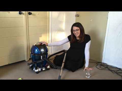 Allergex Splash – Water Filter Vacuum Cleaner (good for asthma/allergies) – New Zealand