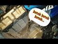 Tips mengatasi bunyi berisik di mesin Suzuki Satria F150 Ubah Tensioner manual