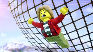 Zwariowane Przygody Z Górską Policją Część Pierwsza Lego City