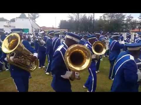 Father Masango's St John Brass Band Zuurbekom 1