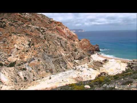 Thiorihio - The Abandoned Mine and Paliorema beach