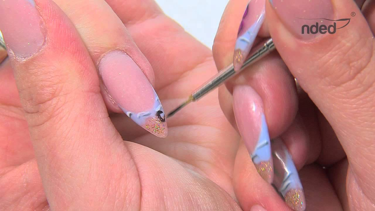 Gel Nail Polish is the New Nail Art Trend for the Holidays | nded ...