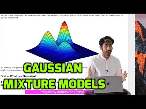 Gaussian Mixture Models - The Math of Intelligence (Week 7)
